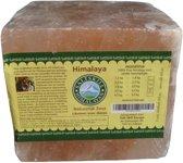 Salt Skill Himalaya Liksteen 3.50 kg Vierkant