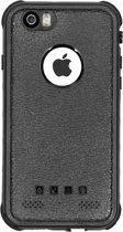 Dot Plus Waterproof Backcover iPhone 6 / 6s hoesje - Zwart