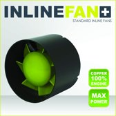 INLINE EXTRACTOR FAN - Axial Fan 150 mm