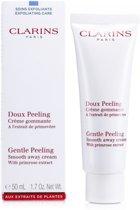 Clarins - DOUX PEELING crème gommante 50 ml