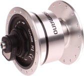 Shimano Naafdynamo Dh-3n72 6v-3w 32g Zilver