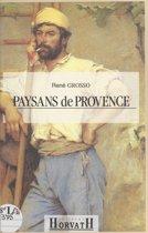 Paysans de Provence