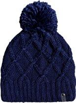Roxy Winter Beanie Dames Muts - Medieval Blue