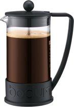 Bodum Brazil Cafetière - 8 Kops - 1,0 l - Zwart
