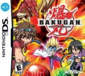 Bakugan: Battle Brawlers (USA) (DS)