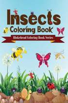 Insects Coloring Book