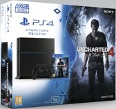 Sony PlayStation 4 Uncharted 4: A Thief's End Console - 1TB - Zwart - PS4