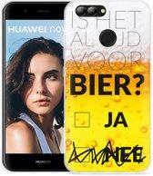 Huawei Nova 2 Hoesje Is het al tijd voor bier?