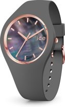 Ice-Watch Pearl IW016937 horloge - Siliconen - Grijs - Ø 34 mm