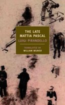 Boek cover The Late Mattia Pascal van Luigi Pirandello