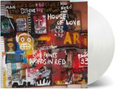 She Paints Words In Red (Coloured Vinyl)