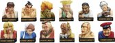 Street Fighter 2 Losing Face Trading Figure (Series 1)