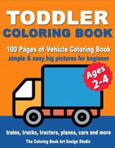 Toddler Coloring Books Ages 2-4