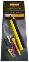 PB Products - Snail Zigligners & Foam set - Geel