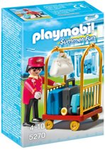 Playmobil Piccollo met Bagage - 5270