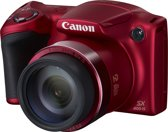 Canon Powershot SX400 IS - Rood