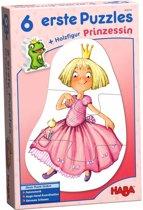 HABA 6 eerste puzzels - Prinses