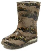 Gevavi Boots  - Giant kinderlaars pvc bruin 23