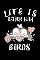 Life Is Better With Birds: Animal Nature Collection