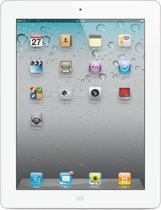 Apple iPad 2 - 16GB - Wit