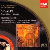 GREAT RECORDINGS OF THE CENTURY  Vivaldi: Magnificat etc