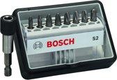 Bosch - 8+1-delige Robust Line bitset S Extra Hard 25 mm, 8+1-delig