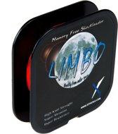 X2 Limbo - Onderlijnmateriaal - Rood 50lb - Onderlijnmateriaal