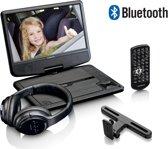 Lenco DVP-947 - Portable DVD-speler met Bluetooth - 9 inch - Zwart
