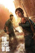 GBeye The Last of Us Key Art Poster 61x91,5cm