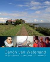 De Regionale Canons van Noord-Holland 5 - Canon van Waterland