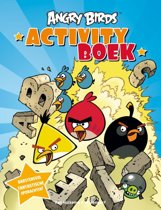 Angry Birds - Angry Birds Activityboek