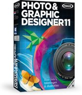 Magix Photo & Graphic Designer (11) 2016 - Nederlands / Windows