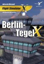 Mega Airport Berlin Tegel X - FS X Add-On - Windows