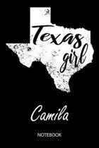 Texas Girl - Camila - Notebook