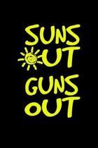 Suns out. Guns out