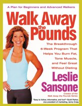 Omslag van 'Walk Away the Pounds'