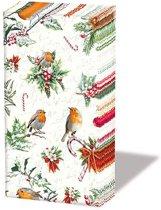 Ambiente Christmas Ornaments papieren zakdoeken