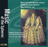 Music Of The Spheres, English Consort Songs And In