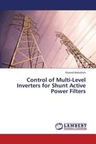 Control of Multi-Level Inverters for Shunt Active Power Filters