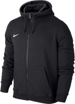 Nike Team Club Sweatvest Heren Sporttrui - Maat XXL  - Unisex - zwart