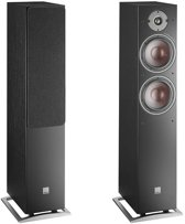 DALI OBERON 7 zwart Vloerstaande speaker (prijs per stuk)