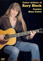 Rory Block - Country Blues Guitar. The Guitar Artistry Of Rory