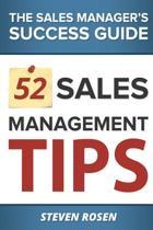 52 Sales Management Tips