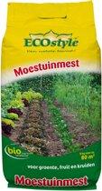 ECOstyle Moestuinmest - algemene moestuinmest - 8 kg voor 80 m2