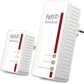 AVM FRITZ!Powerline 540E - Powerline / Wifi / 2 stuks