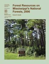 Forest Resources on Mississippi's National Forests, 2006