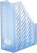 Tijdschriftencassette HAN Brillant XXL C4 translucent blauw