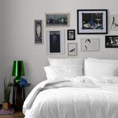 Dekbedovertrekset katoen 240 x 200/220 (01) white uni Damai