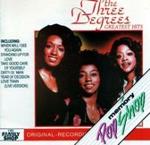 Three Degrees - 20 Greatest Hits ( Original 70's )
