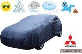 Autohoes Blauw Polyester Mitsubishi Galant 1997-2004